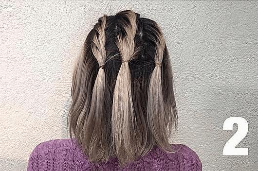 【短い髪用】個性派さんに是非やって欲しいアップヘア!2