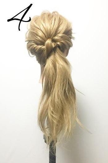 今日からまとめ髪デビュー始めませんか♪4