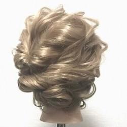 ゆるふわ可愛い♪簡単まとめ髪top