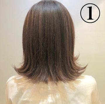 ショートヘアでも可愛くこなれ感が出せる◎三つ編みだけの簡単アレンジ1