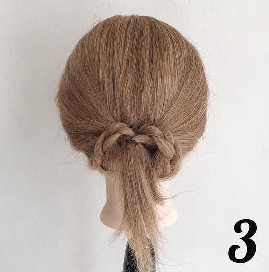 ヘアアクセサリーでつくる♪ショートの方におすすめのまとめ髪アレンジ3