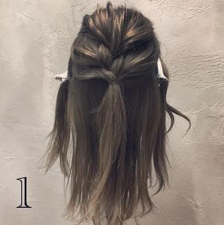 セリフでも可愛く♡お呼ばれの日にピッタリのエレガントなまとめ髪◎ 1
