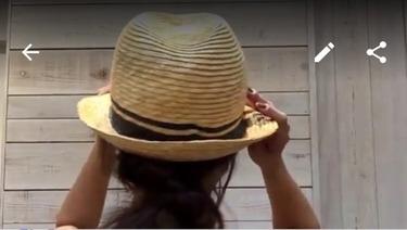 帽子と合わせて可愛い♡帽子をとっても可愛い♡簡単便利なヘアアレンジ♪ top