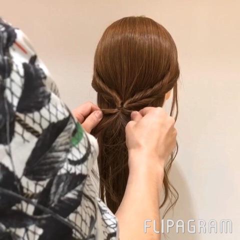 これであなたもオトナ女子♡ぱぱっと素敵になれるヘアアレンジ♪ 2