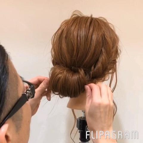 これであなたもオトナ女子♡ぱぱっと素敵になれるヘアアレンジ♪ 6