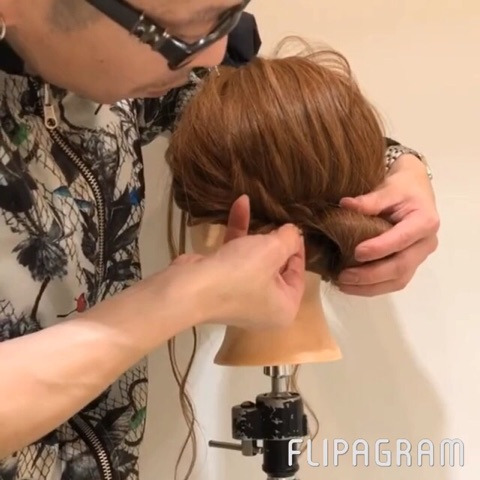 これであなたもオトナ女子♡ぱぱっと素敵になれるヘアアレンジ♪ 5