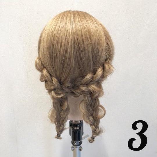 上品まとめ髪3