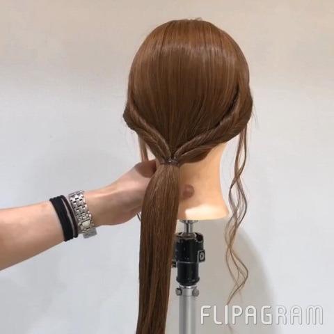 これであなたもオトナ女子♡ぱぱっと素敵になれるヘアアレンジ♪ 3