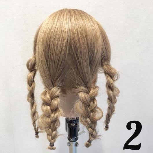 上品まとめ髪2