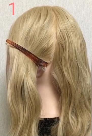 オールシーズン使える♪三つ編みでつくる、Girlyハーフアップヘアアレンジ♡ 1