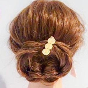 ママさん必見♪子どもの行事に参加するときにぴったりのまとめ髪アレンジtop
