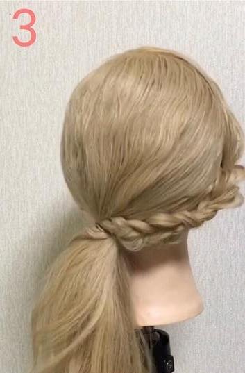 急なお呼ばれにも◎自分でできるのが魅力的なまとめ髪アレンジ3