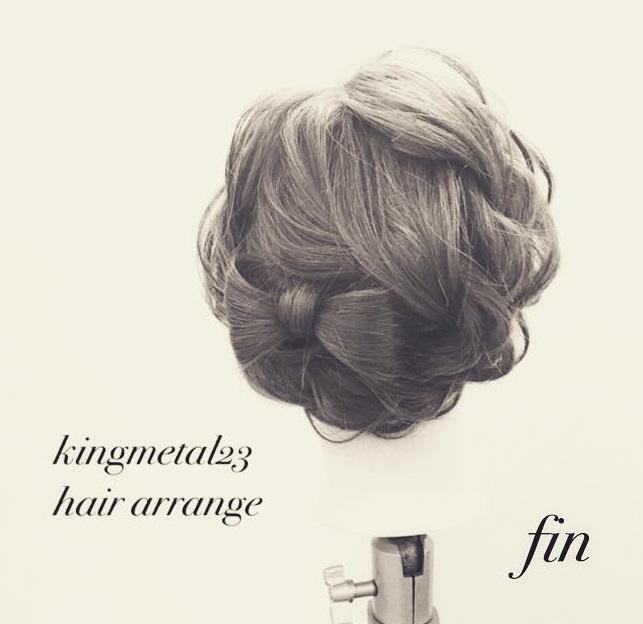 リボンは自分の髪で作るのがイイ♡ビッグリボンアレンジTOP
