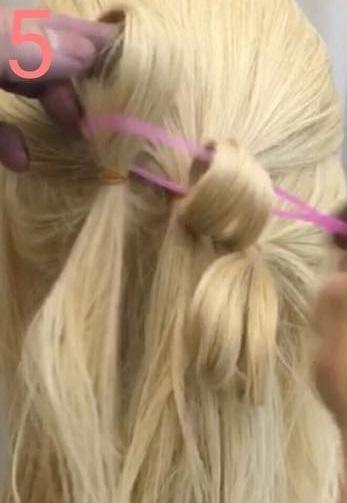 とことん目立ちたい!というときにオススメ♡自分の髪でリボンができちゃう、キュートアレンジ5