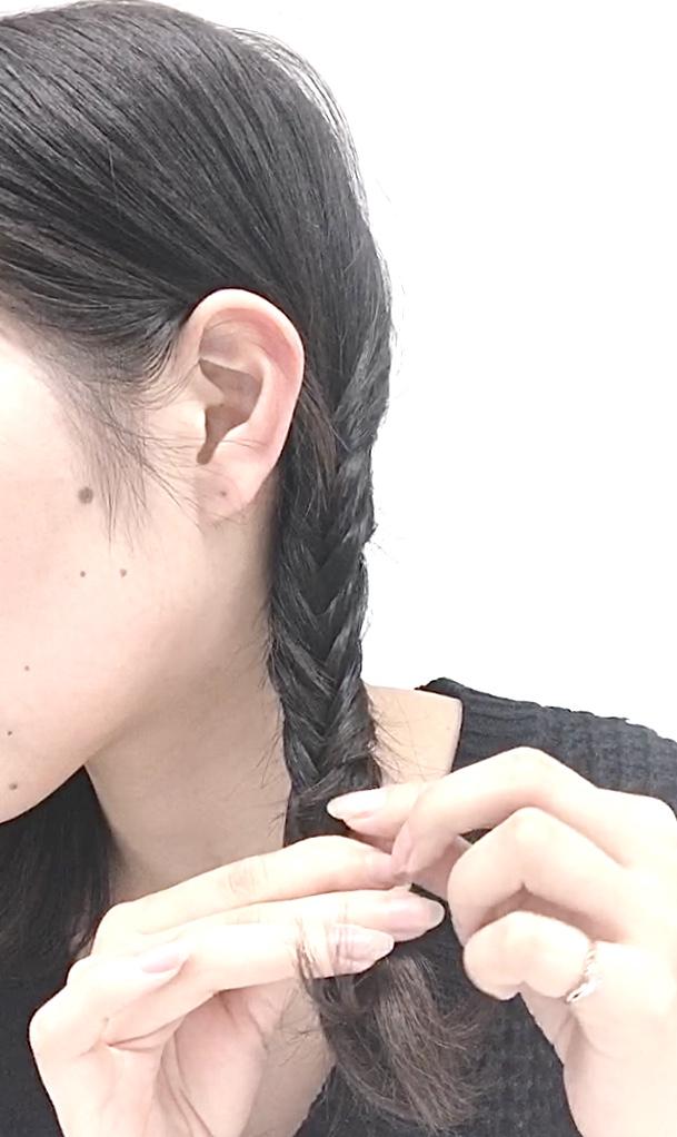編み方10