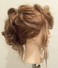 スタイリッシュさが魅力☆いつものコーデがワンランクアップする、リーゼント風まとめ髪アレンジ5
