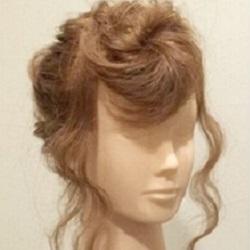 スタイリッシュさが魅力☆いつものコーデがワンランクアップする、リーゼント風まとめ髪アレンジtop