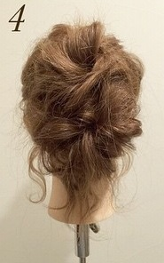 スタイリッシュさが魅力☆いつものコーデがワンランクアップする、リーゼント風まとめ髪アレンジ4