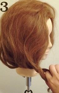 1日限定で髪を短く◎髪を切らなくてもボブになれちゃう優秀アレンジ3