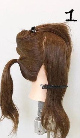 クリスマスデートにぴったり♡アップスタイルで大人っぽさを演出できるヘアアレンジ♪1