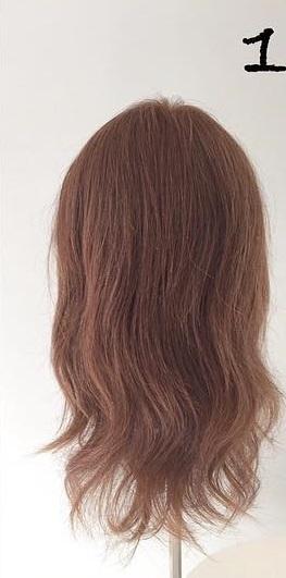 ハーフアップで簡単にできる!前から見ても後ろから見ても可愛いモテ髪アレンジ1