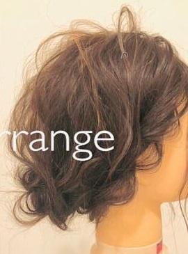 ふわふわ感がたまらない☆ゆるカワまとめ髪アレンジside