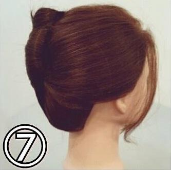 和の装いならこれ一択!美を象徴するヘアアレンジ7右サイド
