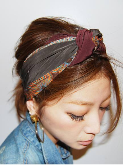 冬のまとまらない髪を解決☆ヘアスタイル