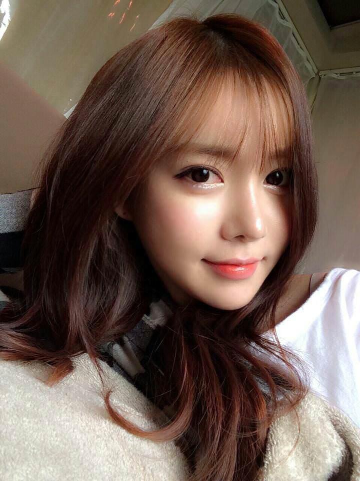 韓国女子に憧れる女の子のためのヘアスタイル