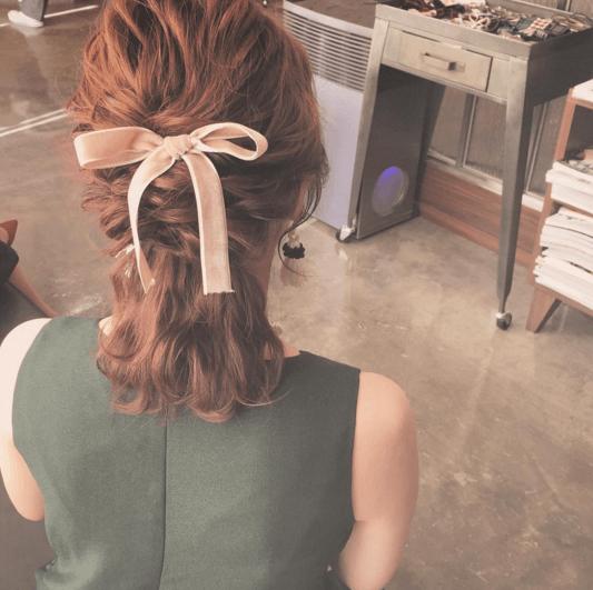 ヌケ感のあるヘアスタイル5