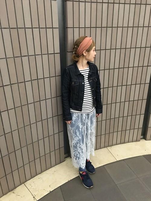 レーススカートに似合うヘアスタイル5