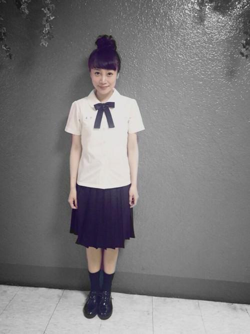 【ロング編】校則を守りながらもかわいい!シンプルヘアスタイル5