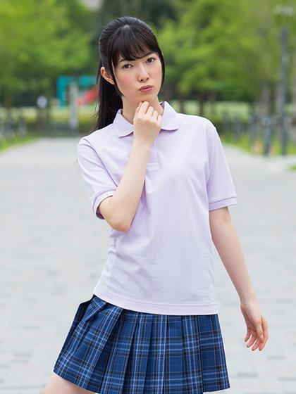 【ロング編】校則を守りながらもかわいい!シンプルヘアスタイル3