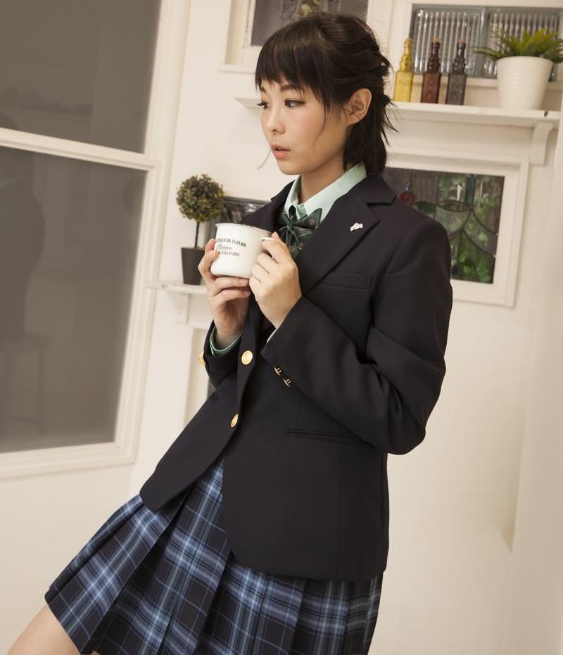 【ショート&ミディアム編】校則を守りながらもかわいい!シンプルヘアアレンジ4