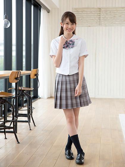 【ロング編】校則を守りながらもかわいい!シンプルヘアスタイル1