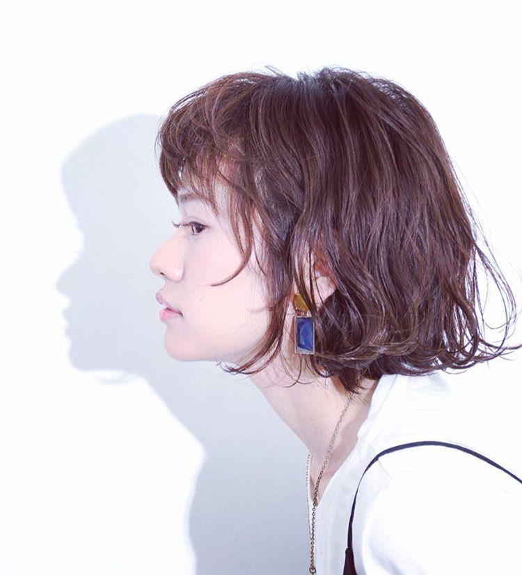 顔型別似合うヘアスタイルTOP