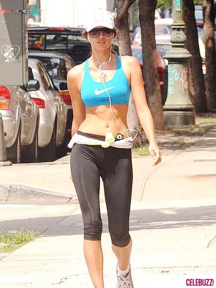ジョギングにオススメなヘアスタイル