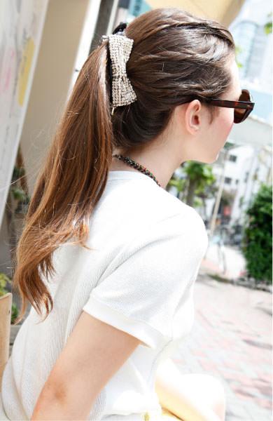 髪の量が多い人におすすめのヘアスタイル5