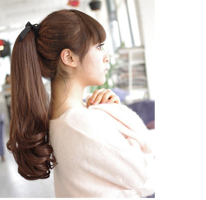 髪の量が多い人におすすめのヘアスタイル2