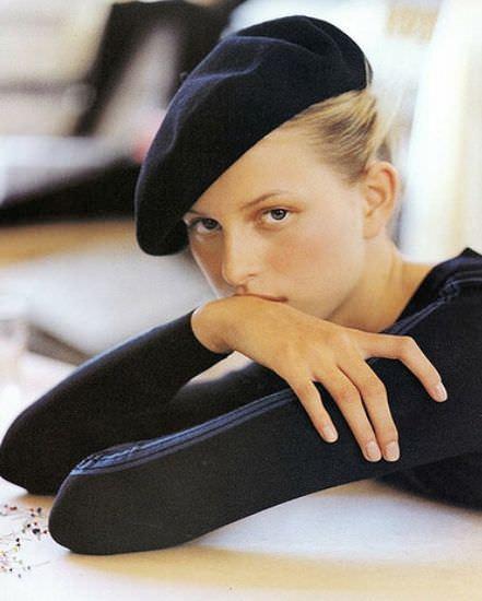 被るだけで可愛い☆ベレー帽に似合うヘアスタイル