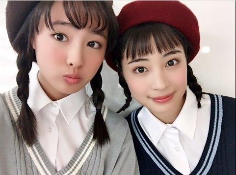 被るだけで可愛い☆ベレー帽に似合うヘアスタイル3