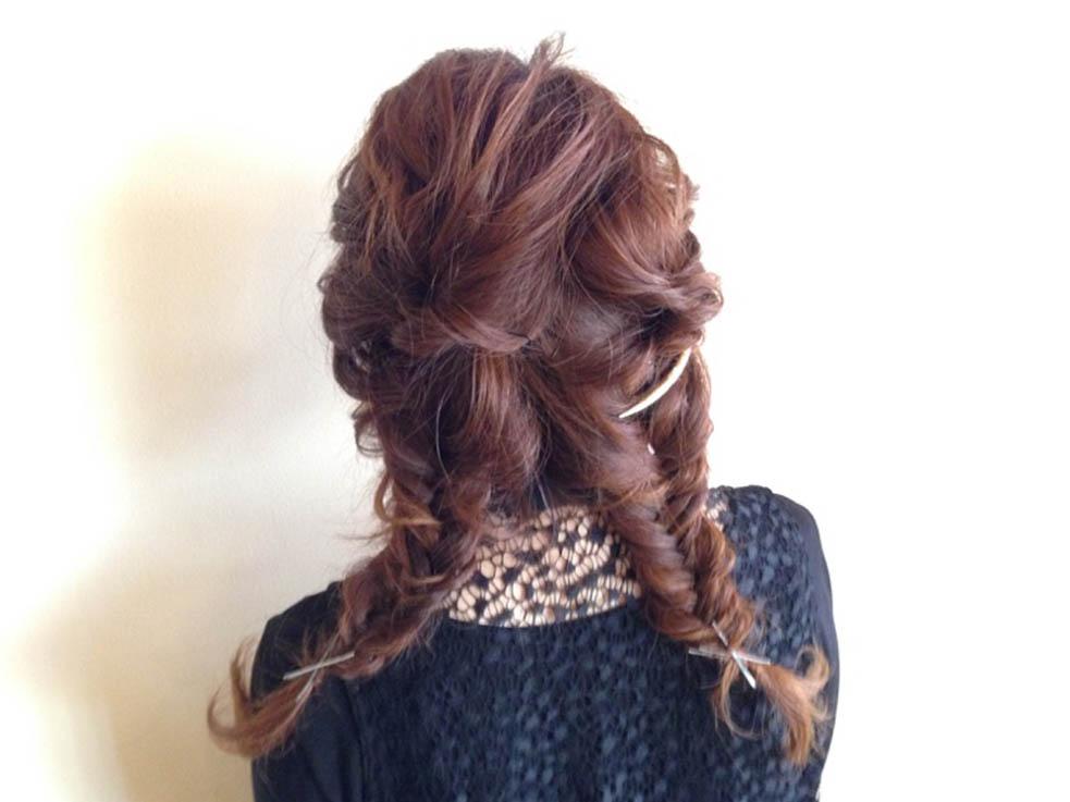 ハロウィンで注目浴びたい!!個性的なヘアスタイル21選