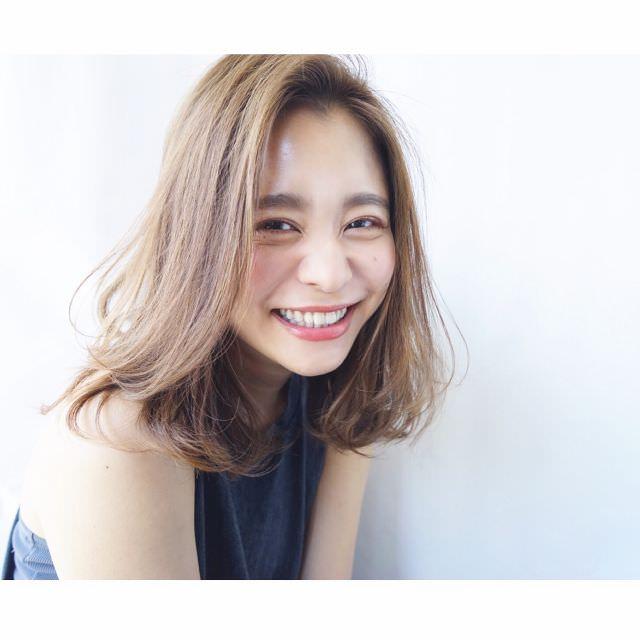 オトナ女子を目指す方に☆色気たっぷりのヘアスタイル1