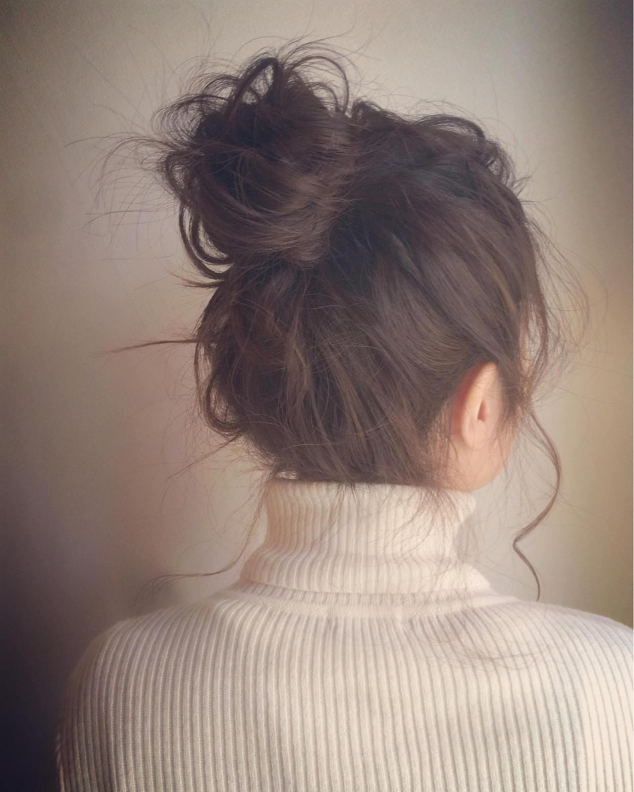 男心をくすぐる!冬にぴったりな愛されヘアスタイル1