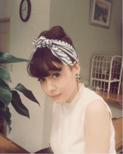 参考にしたいトリンドル玲奈さんのボブヘアスタイル☆5