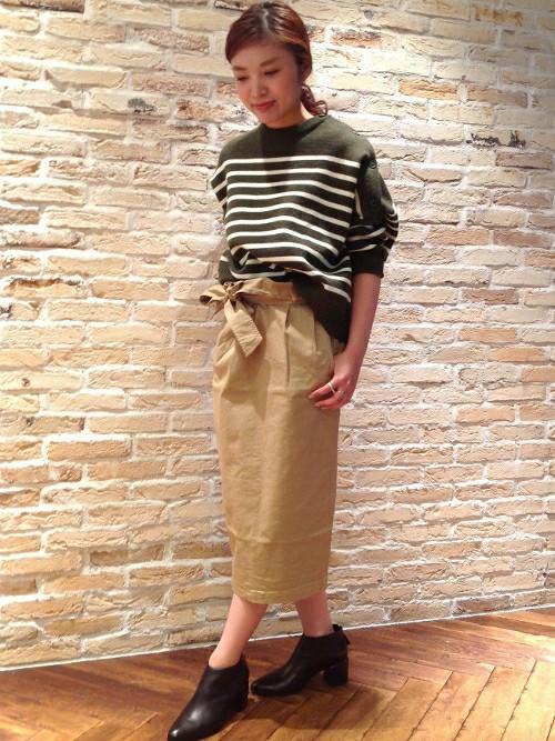 ウエストリボンスカートに似合うヘアスタイル3