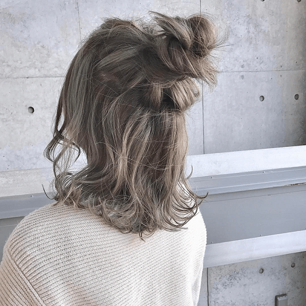 みなとみらいデートに似合うヘアスタイル1