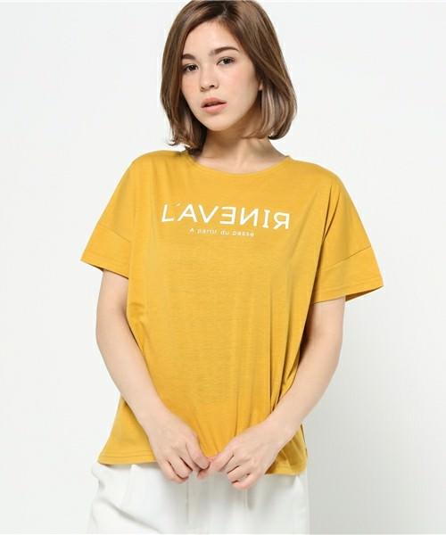 ロゴTシャツに似合うヘアスタイルや髪型4