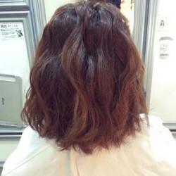 伸ばしかけの髪で出来る☆爽やかシニヨンヘア1