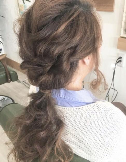 凝って見える☆編み込みを使ったおすすめのヘアスタイル21選☆